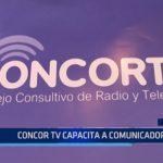 Chiclayo: CONCORTV capacita a comunicadores