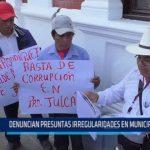 Julcán: Denuncian presuntas irregularidades en municipio