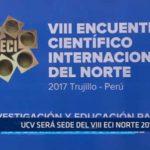 UCV será sede del VIII ECI Norte 2017