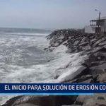 Trujillo: El inicio para solución de erosión costera