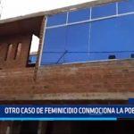 Chiclayo: Otro caso de feminicidio conmociona a la población
