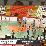 Country Club derrota por 77 a 69 al Inmaculada de Lima y pasa a la Súper 8