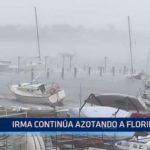 EE.UU.: Irma continúa azotando Florida
