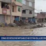 Zonas de riesgo no mitigables no están en la reconstrucción