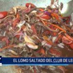 Festival de la Primavera: El Lomo Saltado del Club de Leones