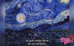 La vida de Van Gogh llega a cines en pintura al óleo