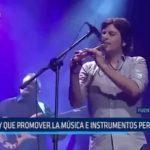 "Lucho Quequezana: ""Hay que promover la música e instrumentos peruanos"""