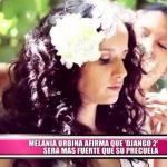 """Melania Urbina afirma que """"Django 2"""" será más fuerte que su precuela"""