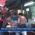 Piura: Mercado funciona en pésimas condiciones de salubridad