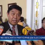 Miyamoto: Vicegobernador regional no descarta participar en elecciones