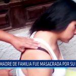 Trujillo: Madre de  familia fue masacrada por su esposo
