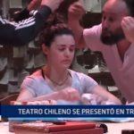 Teatro chileno se presentó en Trujillo