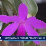 Moyobamba se prepara para Festival de la Orquídea