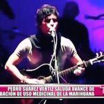 Pedro Suárez-Vértiz saluda avance de aprobación de uso medicinal de la marihuana