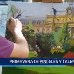 Primavera de pinceles y talentos