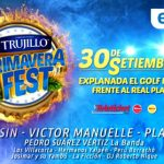 Música y diversión traerá el Primavera Fest el 23 y 30 de setiembre