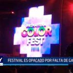 Primavera Fest es opacado por falta de garantías