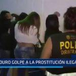 Piura: Duro golpe a la prostitución ilegal