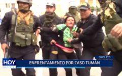 Chiclayo: Enfrentamiento por caso Tumán