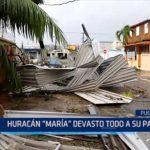 Puerto Rico: Huracán María devastó todo a su paso