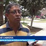 Puerto Salaverry: Abordarán situación laboral de trabajadores
