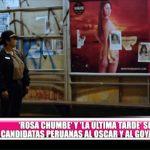 """""""Rosa Chumbe"""" y """"La última tarde"""" son las candidatas peruanas al Óscar y al Goya 2018"""