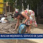 Buscan mejorar el servicio de saneamiento a nivel regional