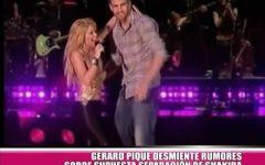 Gerard Piqué desmiente rumores sobre posible separación de Shakira