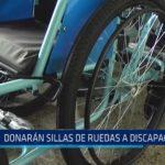 Laredo: Donarán sillas de ruedas a discapacitados