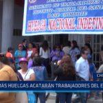 Chimbote: Más huelgas acatarán trabajadores del Estado