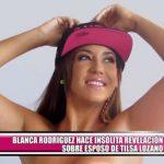 Blanca Rodríguez hace insólita revelación sobre esposo de Tilsa Lozano