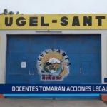 Chimbote: Docentes tomarán acciones legales