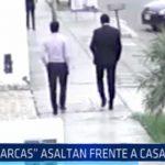 """""""Marcas"""" asaltan frente a casa de Elidio Espinoza"""