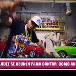 """Wisin y Yandel se reúnen para cantar """"Como antes"""""""