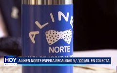 ALINEN Norte espera recaudar 100 mil soles en colecta