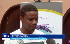 Usarán aplicativo móvil contra el Dengue
