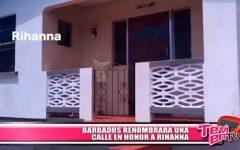 Barbados renombrará una calle en honor a Rihanna