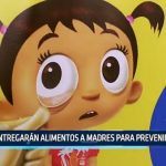 MINSA: Entregarán alimentos a madres para prevenir anemia