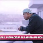 Diem 'La Rana' promociona su carrera musical