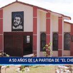 """Bolivia: A 50 años de la partida de """"El Che"""""""