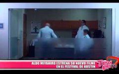 Aldo Miyahiro estrena su nuevo filme en el Festival de Austin