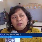 Florencia de Mora: No asisten a colegio por presunto violador