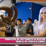 Fanáticos de los cómics se alistan para el VII Trujillo Cómic