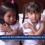 Llamado de reflexión por Día Internacional de la Niña