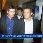 El Porvenir: Dictan prisión preventiva para funcionario edil