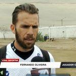 Oliveira y Recalde apuestan por Mannucci