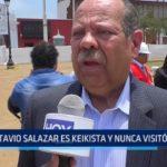 Octavio Salazar es keikista y nunca visitó a Fujimori