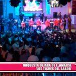 """Nacional: Orquesta dejará de llamarse """"Los Tigres del Sabor"""""""