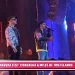 Local: Primavera Fest congregó a miles de trujillanos