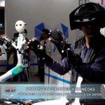 Robots educadores y monedas virtuales en la feria japonesa Ceatec